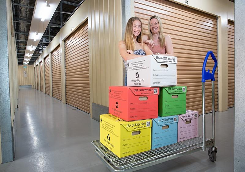 Adelaide Self Storage: Storing Clothes - Self Storage Australia