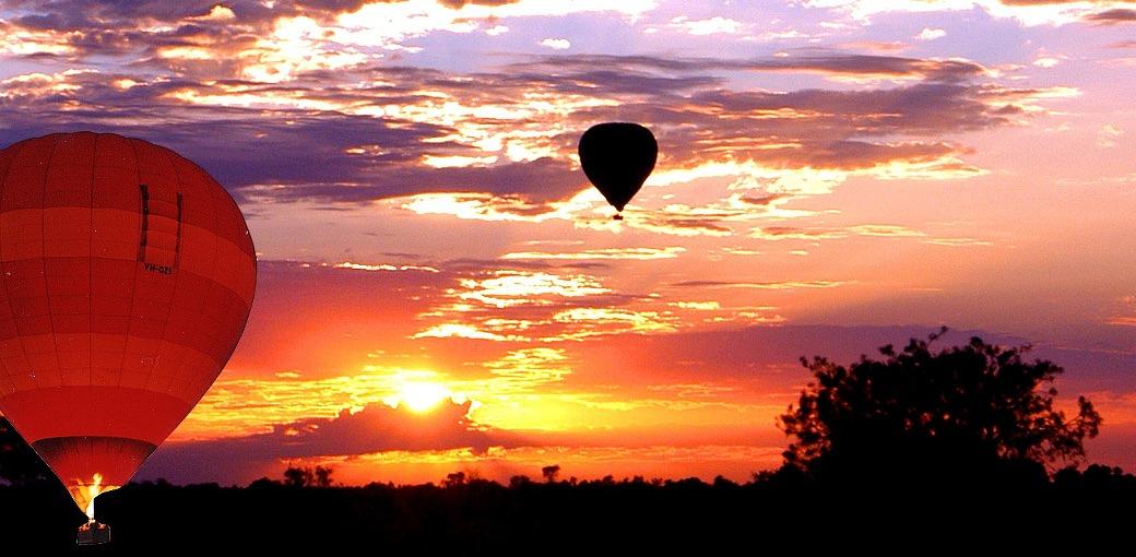 Hot Air Balloon: Self Storage Alice Springs | Self Storage Australia