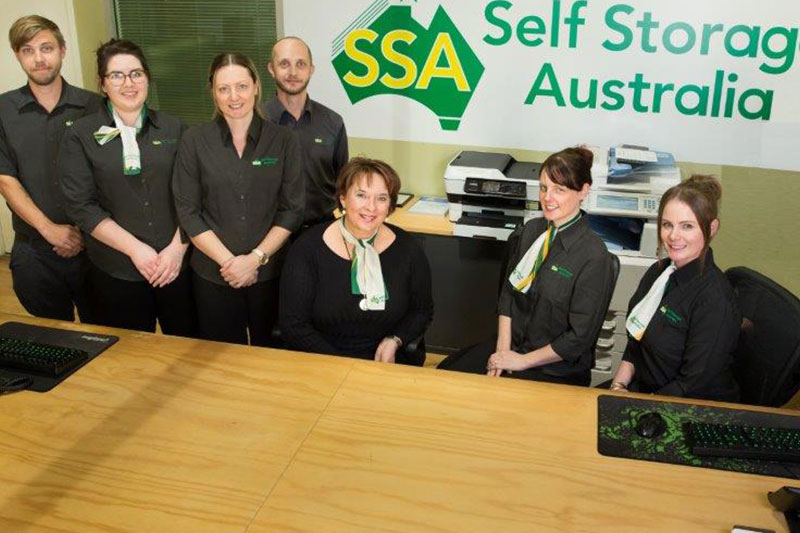 Self Storage Australia Staff Photo