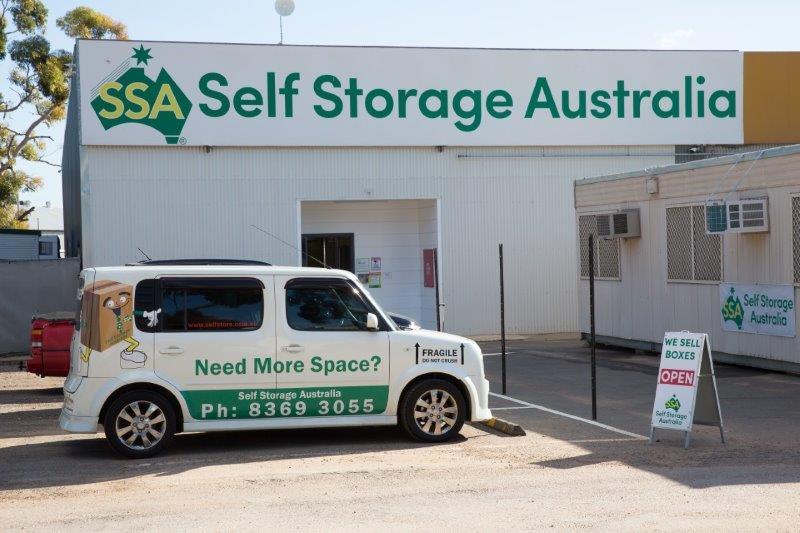 Adelaide Storage Centres Self Storage Australia