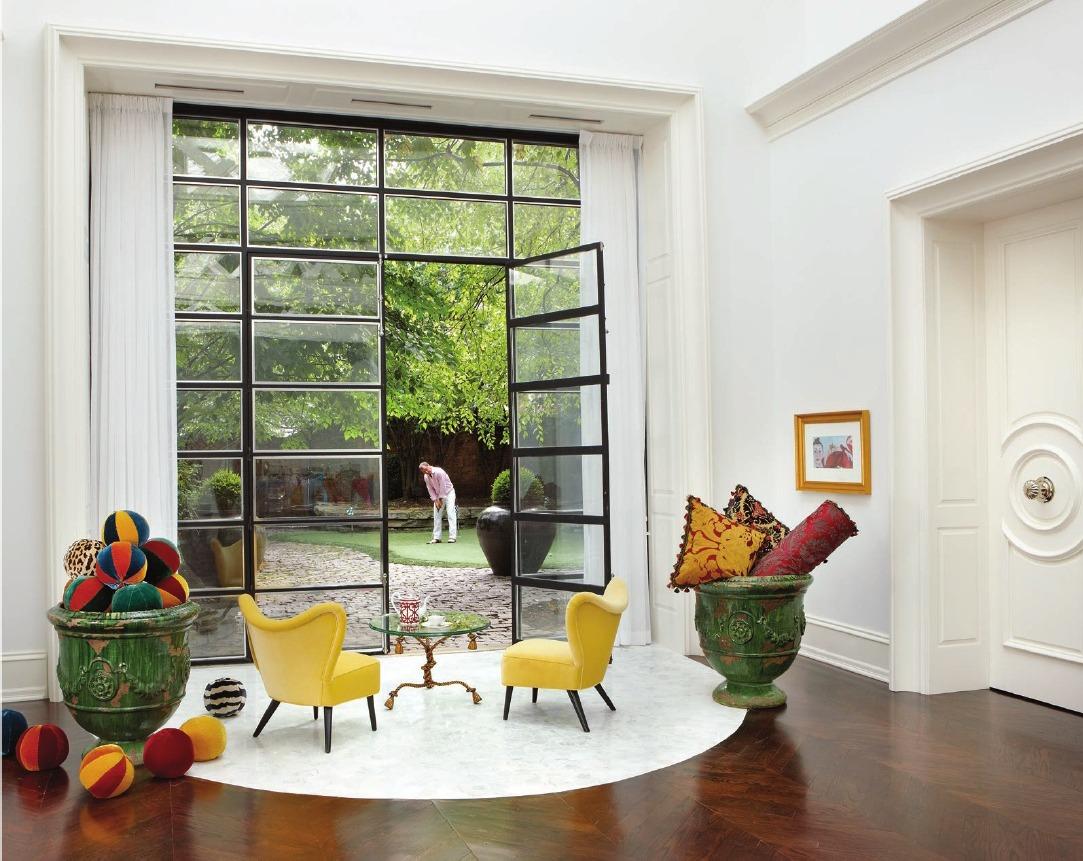 whimsical interior design