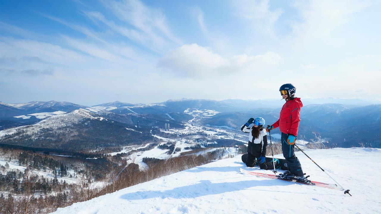Ski Resort Japan