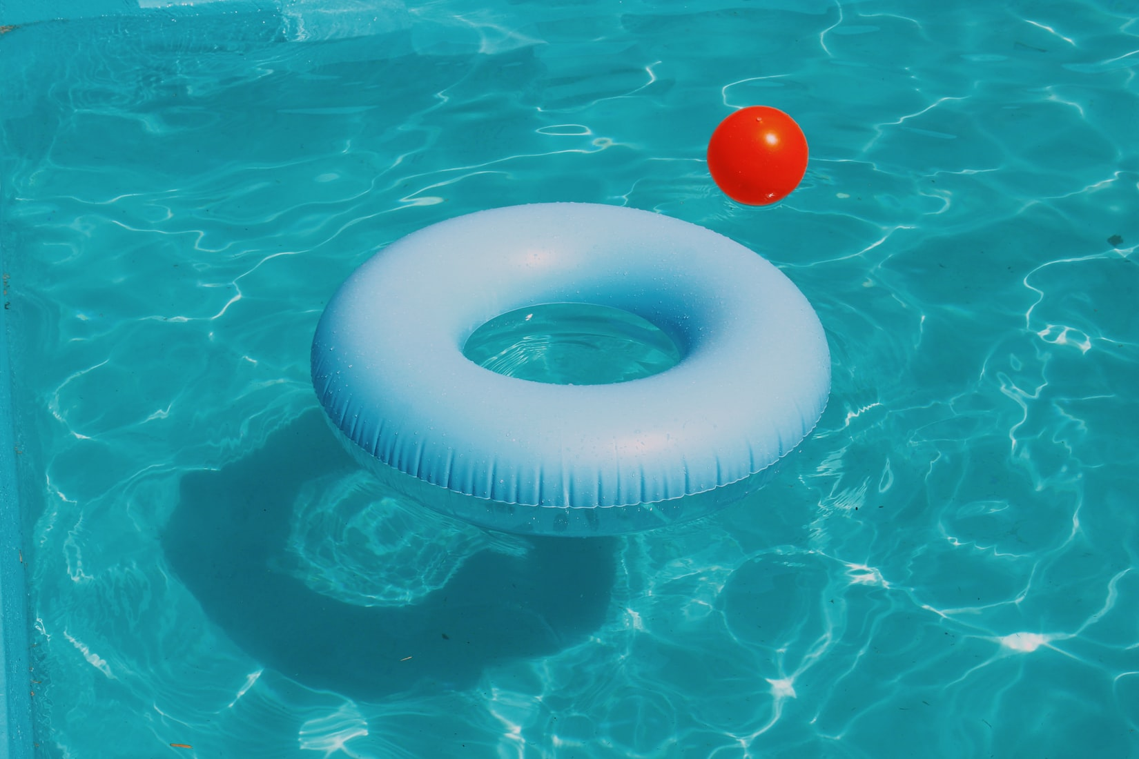 pool floaties
