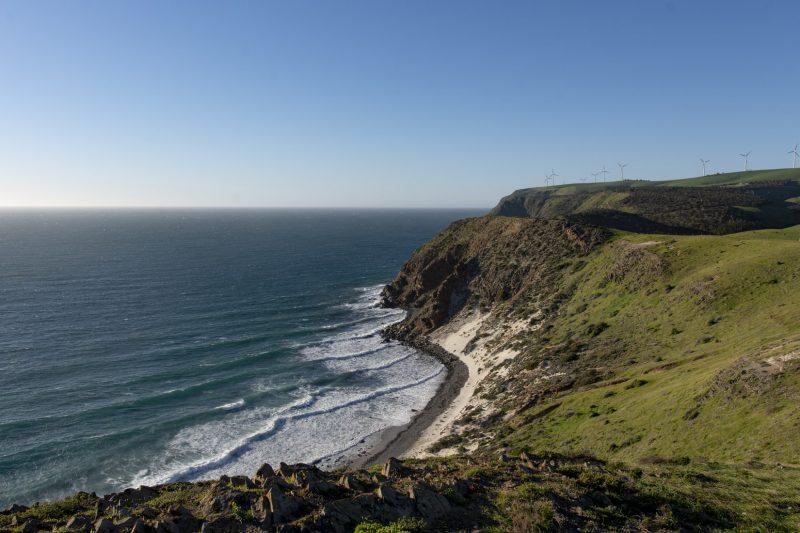 South AUstralia cliff faces