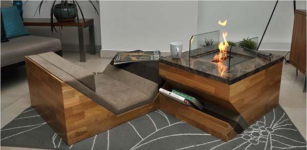 Hybrid Coffee Table Furniture