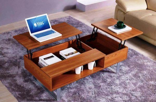 Multifunctional Coffee Table