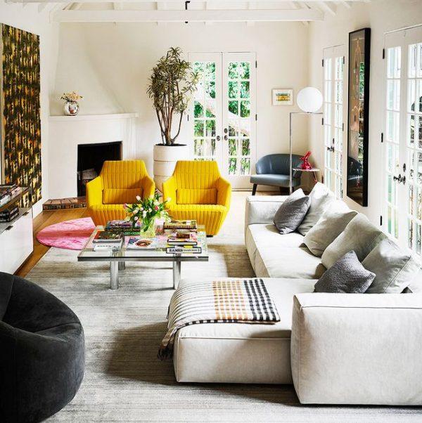 Huge living room furniture