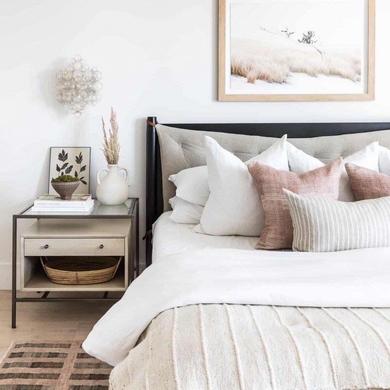 Bedroom neutral design